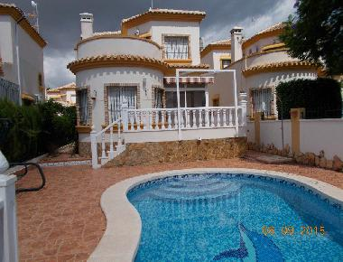 Holiday Let 3 bed, 2 bath, Private Pool ref gra01